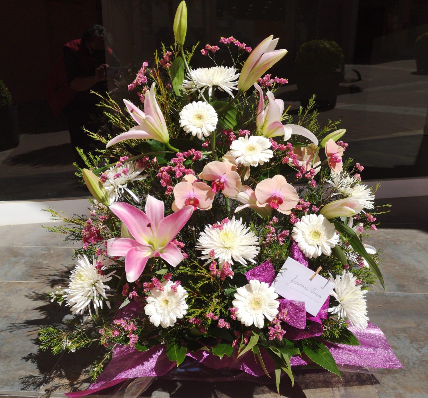 Centro alto de funeral