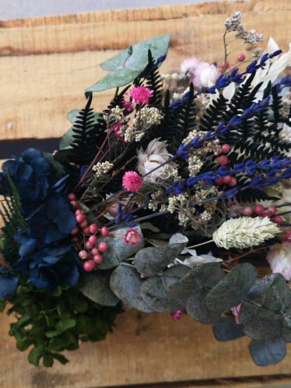 amo flor seca y preservada 40